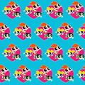 GRAPHICS & MORE Powerpuff Girls Heart Premium Roll Gift Wrap Wrapping Paper