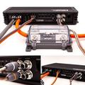 Elite Audio 4 Gauge CCA Premium Amp Kit - EA-PRMK4 Complete Amplifier Installation Wiring Kit with 20 feet 4 AWG + 2-Channel RCA Interconnects 2000W