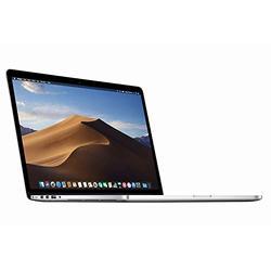 Apple MacBook Pro MJLT2LL/A 15in - Intel Core i7-4870HQ 2.5GHz, 16GB RAM, 512GB SSD, AMD Radeon R9 M370X Graphics, Retina Display, Mac OS X - Silver (Renewed)