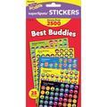 "TREND enterprises, Inc. Best Buddies SuperSpots Stickers, Size 8""H X 4""W | Wayfair TEPT46919"