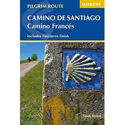 Camino de Santiago - Camino Francés: Guide With Map Book (Cicerone Guides)
