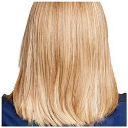 Longs Raides Perruques Cheveux raides oblique Fringe chaleur synthétique résistant perruques pour les femmes cheveux naturels Comment vrai + Cap perruque gratuit