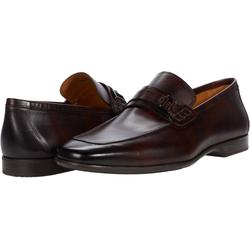 Ronin Ii - Brown - Magnanni Shoes Slip-Ons