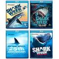 Ultimate Discovery Channel Shark Week 4-Volume Blu-ray Collection: Restless Fury / Jaws of Steel / Fins of Fury / 25th Anniversary Collection [Bluray]