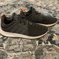 Adidas Shoes   Adidas Tennis Shoes   Color: Gray/Orange   Size: 11