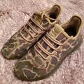 Adidas Shoes | Adidas Camouflage Shoes | Color: Brown/Green | Size: 4.5bb