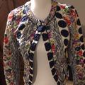 Anthropologie Jackets & Coats | Anthropologie Isani Salta Quilted Jacket | Color: Blue | Size: 0