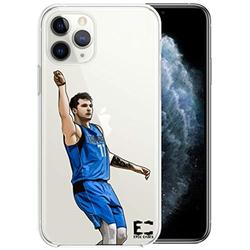 iPhone 6/6S iPhone 7/iPhone 8 Case Epic Cases Ultra Slim Crystal Clear Basketball Series Soft Transparent TPU Case Cover Apple (iPhone 6/6s) (iPhone 7) (iPhone 8) - Luka (iPhone 6/7/8)