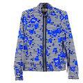 Kate Spade Jackets & Coats   (2655) Nwt Kate Spade Jacket. Size S   Color: Blue   Size: S