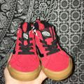 Vans Shoes | Baby Vans Shoes | Color: Red | Size: Size 4 In Toddlers