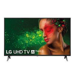Téléviseur LED Ultra HD 4K 123 cm LG 49UM7100 - TV LED 4K 49 pouces - TV connecté / Smart TV - Netflix - Tuner TNT terrestre / satellite - Enregistrement PVR (sur USB) - Son 20 W