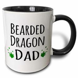 East Urban Home Bearded Dragon Mom Coffee Mug Ceramic in Black, Size 4.65 H x 4.9 W in | Wayfair 6B299E46896E46B085026CEB6EA50C51