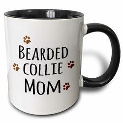 East Urban Home Bearded Dragon Mom Coffee Mug Ceramic in Black, Size 3.75 H x 4.0 W in   Wayfair C8EACA777CC24E979836794D2C208C63