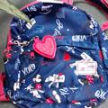 Disney Bags   Bnwt Disney Backpack   Color: Blue/White   Size: Os