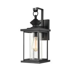 ELK Lighting Minersville 17 Inch Tall 1 Light Outdoor Wall Light - 45450/1
