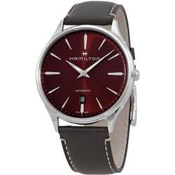 Jazzmaster Thinline Automatic Watch - Metallic - Hamilton Watches