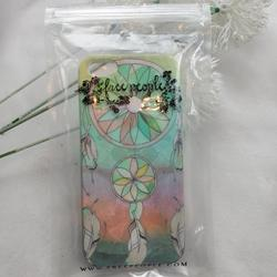 Free People Accessories   Phone Cover Skin Iphone 55s Drea   Color: Green   Size: Os