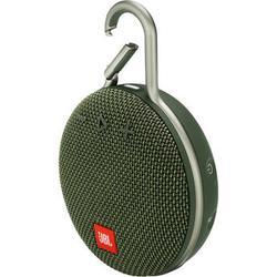 JBL Clip 3 Portable Bluetooth Speaker (Forest Green) JBLCLIP3GRNAM