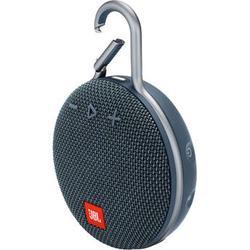 JBL Clip 3 Portable Bluetooth Speaker (Ocean Blue) JBLCLIP3BLUAM