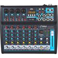Pyle Pro PMXU83BT Compact 8-Channel, Bluetooth-Enabled Audio Mixer PMXU83BT