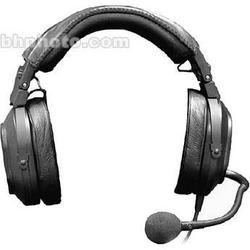 Telex HR-2- Dual Sided Headset with Boom Mic F.01U.117.460