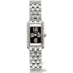 Longines Dolcevita Womens-Mini Stainless Steel Diamond Watch L51580586