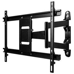 """Philips Full Motion TV Wall Mount, Fits Most Up to 90"""" with VESA 600x400, LED LCD Flat Heavy Duty Monitor Holds up to 100 Lb with Swivel 17.5"""" Extension Arm, SQM9647/27"""