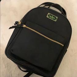 Kate Spade Bags | Backpack | Color: Black | Size: Os