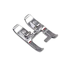 DREAMSTITCH 820654096 Snap On Sewing Star Presser Foot with IDT for Pfaff Sewing Machine 820654096