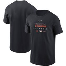 """""""Men's Nike Navy Detroit Tigers Authentic Collection Team Performance T-Shirt"""""""