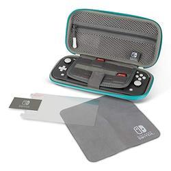 PowerA Protection Case Kit for Nintendo Switch Lite - Turquoise