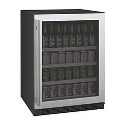 Allavino Beverage Center, 154 Cans, Stainless Steel