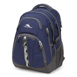 High Sierra Access 2.0 Laptop Backpack, One Size, True Navy/Mercury