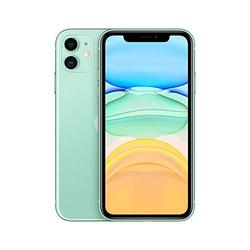 Apple iPhone 11 [256GB, Green] + Carrier Subscription [Cricket Wireless]