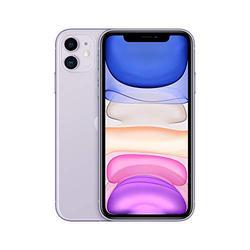 Apple iPhone 11 [128GB, Purple] + Carrier Subscription [Cricket Wireless]