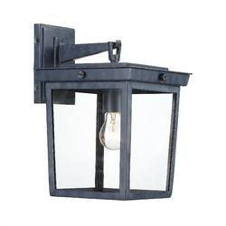 Crystorama Belmont 14 Inch Tall Outdoor Wall Light - BEL-A8062-GE