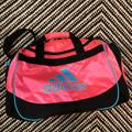 Adidas Bags | Adidas Gym Bag | Color: Blue/Pink | Size: Os