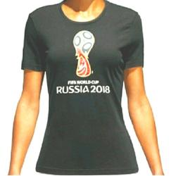 Adidas Tops   Nwt Official Adidas Fifa Russia World Cup Tee New   Color: Black/White   Size: M