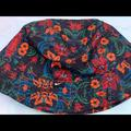 Nike Accessories   Nike Hat Tropical With Flowers   Color: Black/Red   Size: Medium