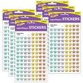 Trend I Metal Small Stars superShapes Stickers, 800 Per Pack, 6 Packs