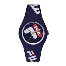 FILA Mens Watches - Womens Watches - Watches for Women - Watches for Men - Mens Watches - Analog Watch - Wrist Watch - Sports Watch Men - Vintage Fila Watches for Men - Blue Fila Watch