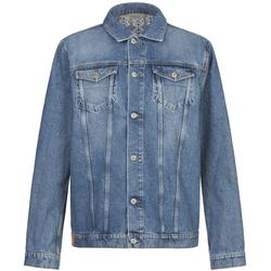 Denim Outerwear - Blue - Siviglia Jackets
