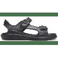 Crocs Black/Slate Grey Kids' Swiftwater™ Expedition Sandal Shoes