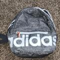 Adidas Bags | Adidas Mini Backpack | Color: Gray/White | Size: Os