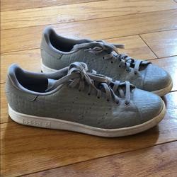 Adidas Shoes | Adidas - Casual Shoes | Color: Gray/White | Size: 10.5