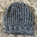 American Eagle Outfitters Accessories | Beanie Hat | Color: Blue/White | Size: Os
