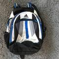 Adidas Bags | Adidas Backpack | Color: Black/Blue | Size: Os