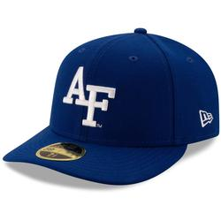 Men's New Era Royal Air Force Falcons Basic Low Profile 59FIFTY Fitted Hat