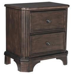 Signature Design Adinton Nightstand in Brown - Ashley Furniture B517-92