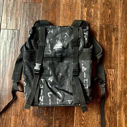 Adidas Bags   Adidas Symboled Backpack   Color: Black   Size: Bigger Backpack